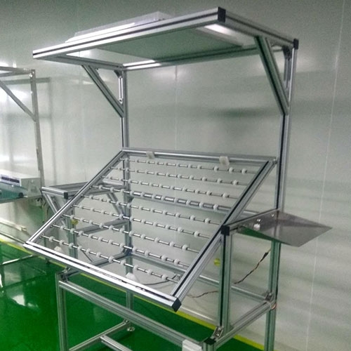流水线铝合金支架模具加工厂